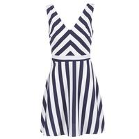 Oblečenie Ženy Krátke šaty Molly Bracken TRODAK Námornícka modrá