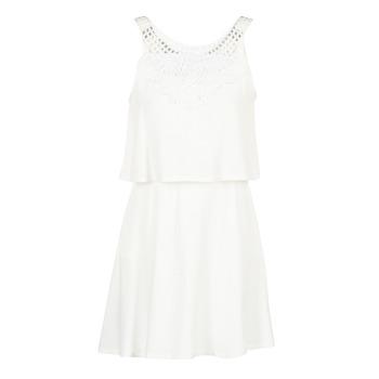 Oblečenie Ženy Krátke šaty Molly Bracken SAMARC Slonia kosť