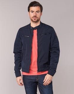 Oblečenie Muži Bundy  Petrol Industries GORDIELO Námornícka modrá