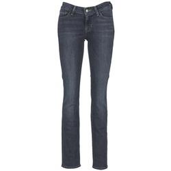 Oblečenie Ženy Rovné džínsy Levi's 714 STRAIGHT Modrá