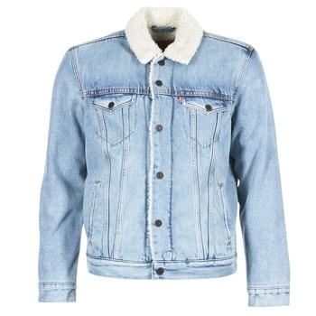 Oblečenie Muži Džínsové bundy Levi's TYPE 3 SHERPA TRUCKER Cusack / Trucker
