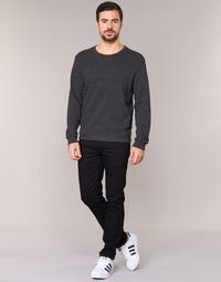 Oblečenie Muži Džínsy Slim Levi's 511 SLIM FIT čierna