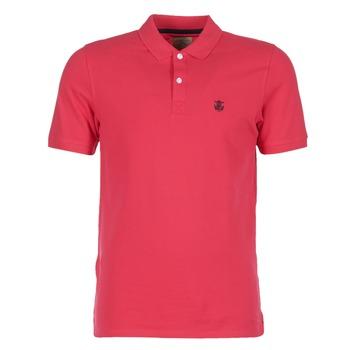 Oblečenie Muži Polokošele s krátkym rukávom Selected ARO červená