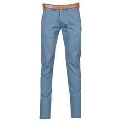 Oblečenie Muži Nohavice Chinos a Carrot Selected HYARD Modrá