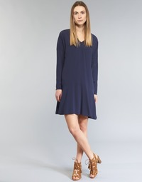 4d21de67d964 Oblečenie Ženy Krátke šaty Tommy Hilfiger GRETA Námornícka modrá