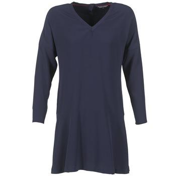 Oblečenie Ženy Krátke šaty Tommy Hilfiger GRETA Námornícka modrá