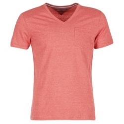 Oblečenie Muži Tričká s krátkym rukávom Tommy Hilfiger HTR END ON END Ružová
