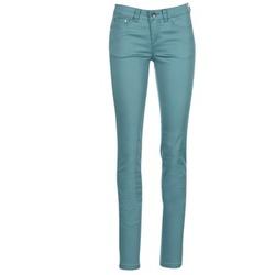 Oblečenie Ženy Nohavice päťvreckové Les P'tites Bombes BEMBRELA Modrá