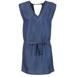 Oblečenie Ženy Krátke šaty Les P'tites Bombes GUELOFI Modrá