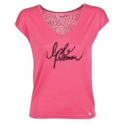 Oblečenie Ženy Tričká s krátkym rukávom Les P'tites Bombes CHOUBERNE Ružová