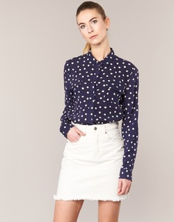 Oblečenie Ženy Košele a blúzky Kookaï HOLIAVE Námornícka modrá / Biela