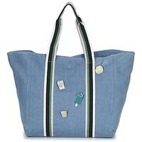 Tašky Ženy Veľké nákupné tašky  Paul & Joe Sister HASSINA Modrá