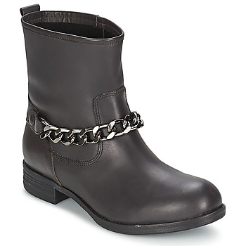 Topánky Ženy Polokozačky Bocage MOANNA šedá
