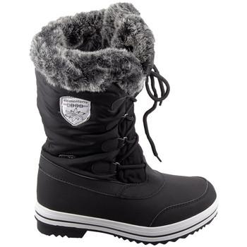 Topánky Ženy Čižmy Elementerre Pooley Noir Čierna