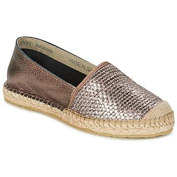 Topánky Ženy Espadrilky Betty London GERAMO Bronzová