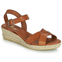 Topánky Ženy Sandále Betty London GIORGIA Ťavia hnedá