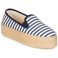 Topánky Ženy Espadrilky Betty London GROMY Námornícka modrá / Biela