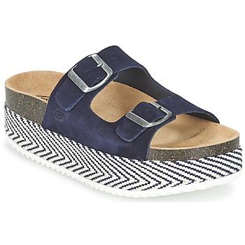 Topánky Ženy Šľapky Betty London GRANJY Námornícka modrá