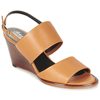 Topánky Ženy Sandále Robert Clergerie GUMI Hnedá