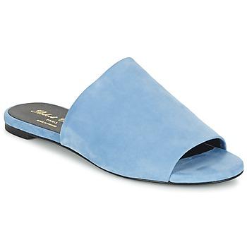 Topánky Ženy Šľapky Robert Clergerie GIGY Modrá