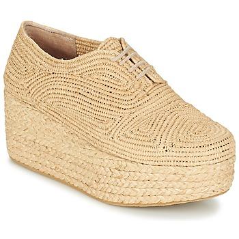 Topánky Ženy Derbie Robert Clergerie PINTOM Béžová