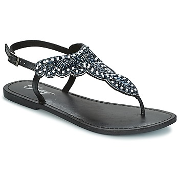 Topánky Ženy Sandále Betty London GRESA čierna
