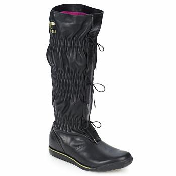 Topánky Ženy Čižmy do mesta Sorel FIRENZY čierna