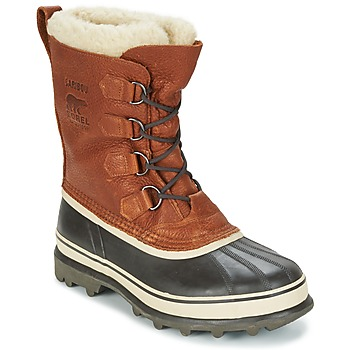Topánky Muži Obuv do snehu Sorel CARIBOU WL Tabaková hnedá