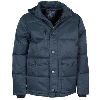 Oblečenie Muži Parky Freeman T.Porter MELLOW COTTON WAX Námornícka modrá