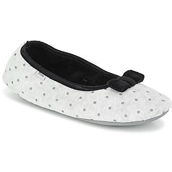Topánky Ženy Papuče DIM D FEERIDE šedá / čierna