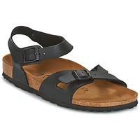 Topánky Ženy Sandále Birkenstock RIO čierna