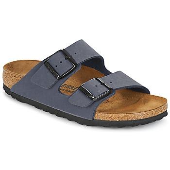 Topánky Deti Šľapky Birkenstock ARIZONA Námornícka modrá