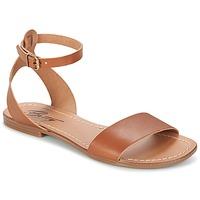 Topánky Ženy Sandále Betty London GIMY Ťavia hnedá