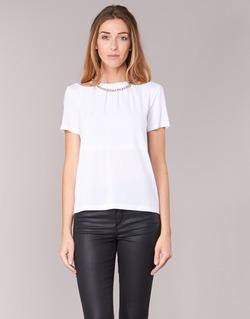 Oblečenie Ženy Blúzky Versace Jeans B2HPB721 Biela