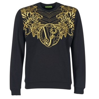 Oblečenie Muži Mikiny Versace Jeans B7GPB7F0 čierna