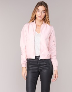 Oblečenie Ženy Bundy  Vero Moda DICTE Ružová