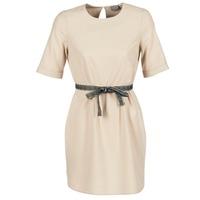 Oblečenie Ženy Krátke šaty Vero Moda MILO SUKI Béžová