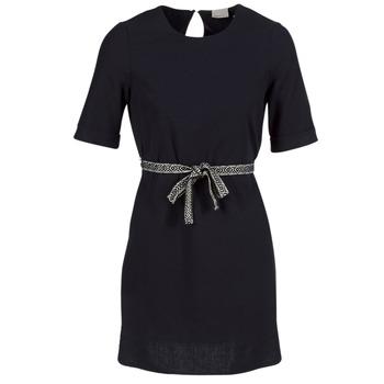 Oblečenie Ženy Krátke šaty Vero Moda MILO SUKI čierna