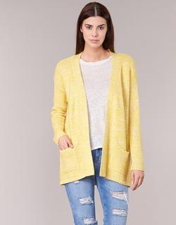 Oblečenie Ženy Cardigany Vero Moda GERDA žltá