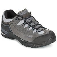 Topánky Muži Univerzálna športová obuv Hi-Tec OX BELMONT LOW I WP šedá
