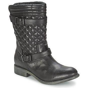 Topánky Ženy Polokozačky Aldo GRAECLYA Čierna