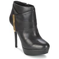 Topánky Ženy Nízke čižmy Aldo BRAREVIEL Čierna
