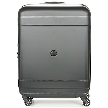 Tašky Pevné cestovné kufre Delsey INDISCRETE HARD 4R 66CM Čierna