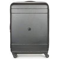 Tašky Pevné cestovné kufre Delsey INDISCRETE HARD 4R 76CM čierna