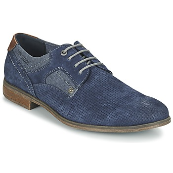 Topánky Muži Derbie Tom Tailor RAULNATE Modrá