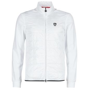 Oblečenie Muži Bundy  Emporio Armani EA7 GREEN CLUB Biela