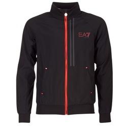 Oblečenie Muži Bundy  Emporio Armani EA7 TRAIN EVOLUTION Čierna