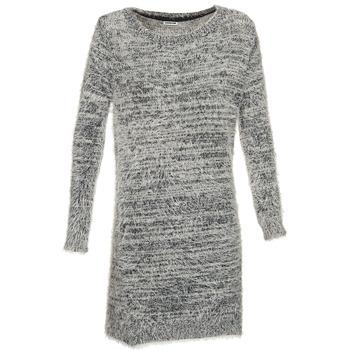 Oblečenie Ženy Krátke šaty Noisy May ALLY šedá