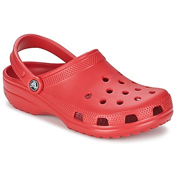 Topánky Nazuvky Crocs CLASSIC Červená