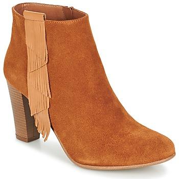Topánky Ženy Čižmičky Betty London GAMI Ťavia hnedá